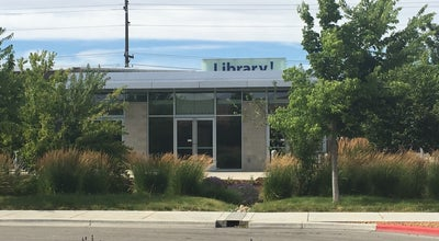 Photo of Library Boise Public Library at 7557 W Ustick Rd, Boise, ID 83704, United States