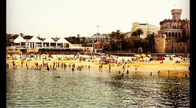 Photo of Beach Praia do Tamariz at Av. Marginal, Cascais 2765, Portugal