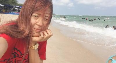 Photo of Beach Cha.um at Thailand