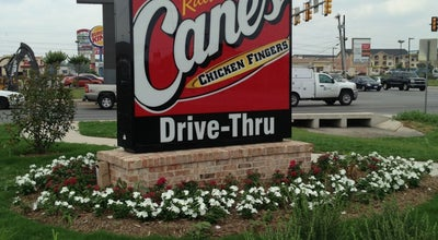 Photo of Fried Chicken Joint Raising Cane's Chicken Fingers at 10938 Culebra Road, San Antonio, TX 78253, United States
