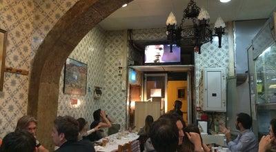 Photo of Portuguese Restaurant Pomba do Carmo at Rua Do Duque, Lisboa, Portugal