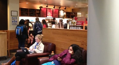 Photo of Coffee Shop Starbucks at 740 S Limestone, Lexington, KY 40506