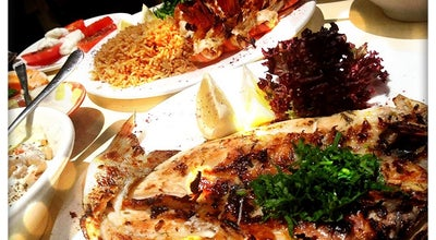 Photo of Middle Eastern Restaurant Maroush at 21 Edgware Road, London W2 2JE, United Kingdom