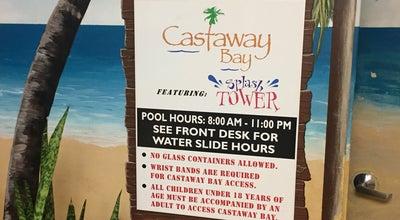 Photo of Water Park Castaway Bay Water Park @ Ramada Inn at Grand Rapids, MI 49546, United States