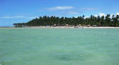 Photo of Beach Areia Dourada at Cabedelo, Brazil