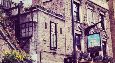 Photo of Bar Prospect Of Whitby at 57 Wapping Wall, London E1W 3SH, United Kingdom