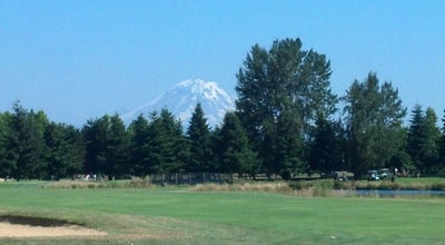 Photo of Golf Course Riverbend Golf Complex at 2019 W Meeker St, Kent, WA 98032, United States