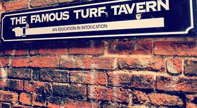 Photo of Bar The Turf Tavern at 4-5 Bath Place, Oxford OX1 3SU, United Kingdom