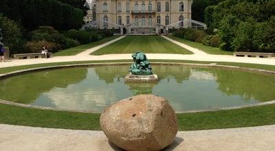 Photo of Garden Jardin du Musée Rodin at 79 Rue De Varenne, Paris 75014, France
