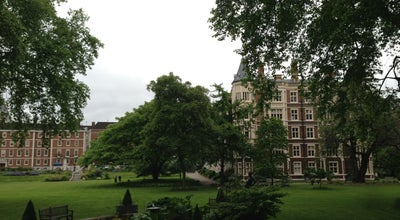 Photo of Garden Inner Temple Garden at Crown, United Kingdom