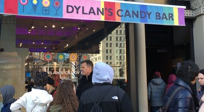 Photo of Candy Store Dylan's Candy Bar at 33 Union Square W, New York City, NY 10003, United States
