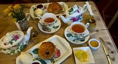 Photo of Cafe Thomas Oken Tea Rooms at 20 Castle Street, Warwick CV34 4BP, United Kingdom