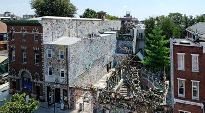Photo of Art Gallery Philadelphia's Magic Gardens at 1020 South St., Philadelphia, PA 19147, United States