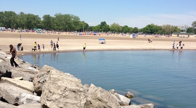 Photo of Beach Woodbine Beach at 1885 Lake Shore Blvd E, Toronto, ON M4L 3W6, Canada