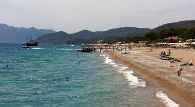 Photo of Beach Rixos Tekirova Beach at Turkey