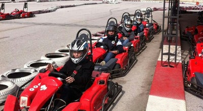 Photo of Go Kart Track Aries Arena Karting at İstanbul Yolu 18. Km 75. Yıl Hipodromu Yanı Batıkent, Ankara, Turkey
