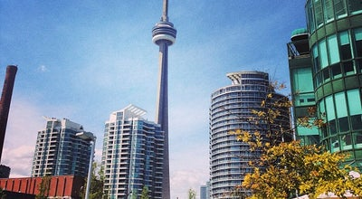 Photo of Plaza Canada Square / Harbourfront at Harbourfront Centre, Toronto, ON, Canada