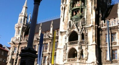 Photo of Monument / Landmark Old Town Hall (Altes Rathaus) at Marienplatz 15, Munich 80331, Germany