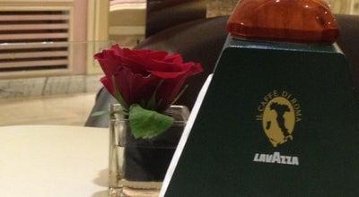 Photo of Cafe Il Caffe Di Roma at Muroor Road, Al Madina Al Riyadiya, Gaurdian Towers, Abu Dhabi, United Arab Emirates