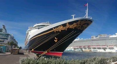 Photo of Harbor / Marina Nassau Cruise Terminal at Bahamas