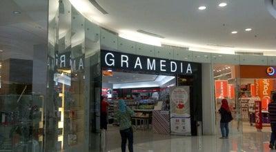 Photo of Bookstore Gramedia at Ciputra World Lt. 2 No. 1, Surabaya, Indonesia