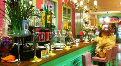 Photo of Cafe Living in London at Calle Santa Engracia 4, Madrid 28010, Spain