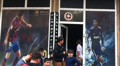 Photo of Arcade Uzunköprü Cafe PES at Muradiye Mahallesi, Uzunköprü/EDİRNE, Turkey