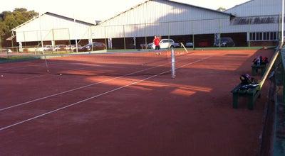 Photo of Tennis Court Quadra Livre OK Center at Ok Center, Novo Hamburgo 93352-000, Brazil