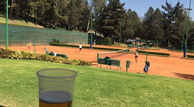 Photo of Tennis Court Canchas De Tennis RAC at Naucalpan, Mexico
