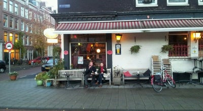 Photo of Bar l'Affiche at Jacob Van Lennepstraat 39hs, Amsterdam 1053 HB, Netherlands