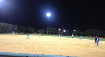 Photo of Baseball Field Pop Lloyd Stadium at 1227 N Indiana Ave, Atlantic City, NJ 08401, United States