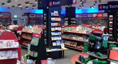 Photo of Bookstore Virgin Media Store at Ernst-august-platz 1, Hannover 30159, Germany