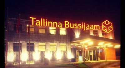 Photo of Tourist Attraction Tallinna Bussijaam at Lastekodu 46, Tallinn 10144, Estonia