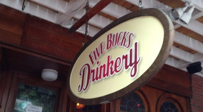 Photo of American Restaurant Five Bucks Drinkery at 247 Central Ave, Saint Petersburg, FL 33701, United States