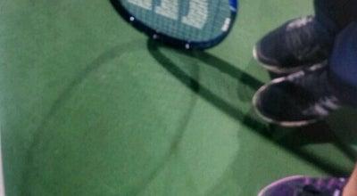 Photo of Tennis Court Eynal Tenis Kortu at Simav Eynal Kaplıcaları, Turkey