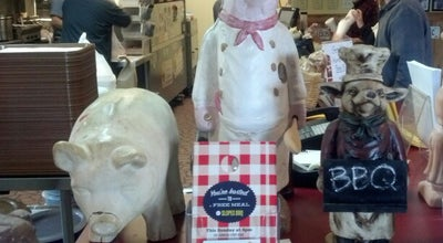 Photo of American Restaurant Slope's BBQ at 200 Johnson Ferry Rd Ne, Atlanta, GA 30328, United States