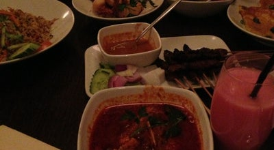 Photo of Asian Restaurant Satay House at 13 Sale Place, London W2 1PX, United Kingdom