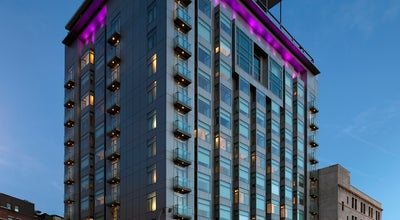 Photo of Hotel Gansevoort Meatpacking NYC at 18 9th Ave, New York, NY 10014, United States
