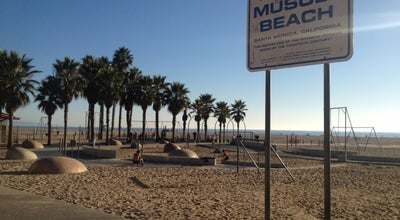 Photo of Beach Original Muscle Beach at 1746 Ocean, Santa Monica, CA 90401, United States