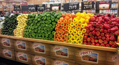 Photo of Grocery Store Sprouts Farmers Market at 4175 Park Blvd, San Diego, CA 92103, United States