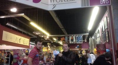 Photo of Bookstore BD World at Place Des Grands Prés 1, Mons 7000, Belgium