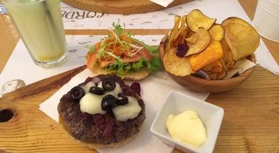 Photo of Restaurant Hamburgaria Maneirista at Rua Carlos Alberto Pinto De Abreu 4, Coimbra District 3040-245, Portugal