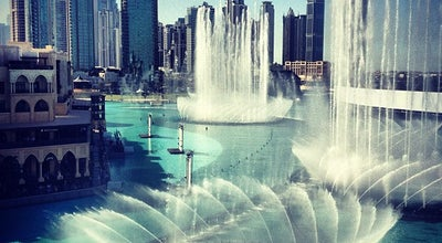 Photo of Monument / Landmark Dubai Fountains at Financial Centre Road, Dubai 126882, United Arab Emirates