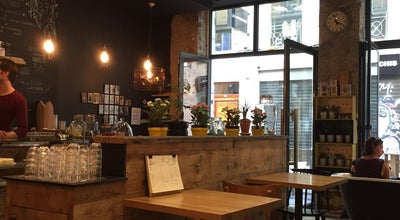 Photo of Cafe Slake Coffee House at 9 Rue De L Ancienne Prefecture, Lyon 69002, France