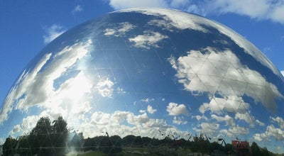 Photo of Tourist Attraction La Geode at 26 Av Corentin-cariou, Paris 75019, France