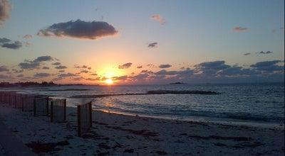 Photo of Beach Saunders Beach at West Bay St., Nassau, Bahamas