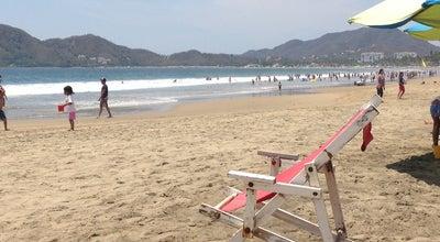Photo of Beach Playa Miramar at Blvd. Miguel De La Madrid, Manzanillo, Mexico