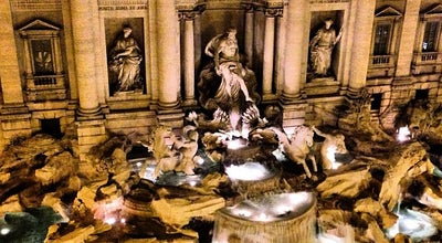 Photo of Monument / Landmark Piazza di Trevi at Rome, Italy