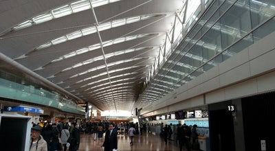 Photo of Airport Terminal 羽田空港 第2旅客ターミナル (HND/RJTT Terminal 2) at 羽田空港3-4-2, 大田区 144-0041, Japan