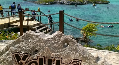 Photo of Nature Preserve Xel-Ha at Carretera Chetumal-cancún Km 240, Riviera Maya 77780, Mexico